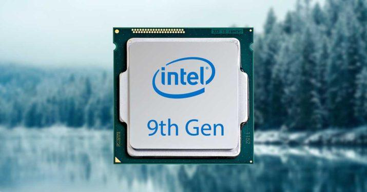 intel ice lake 9 gen