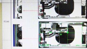 Una 'radiografía' del iPhone 8 desvela otros tres importantes detalles