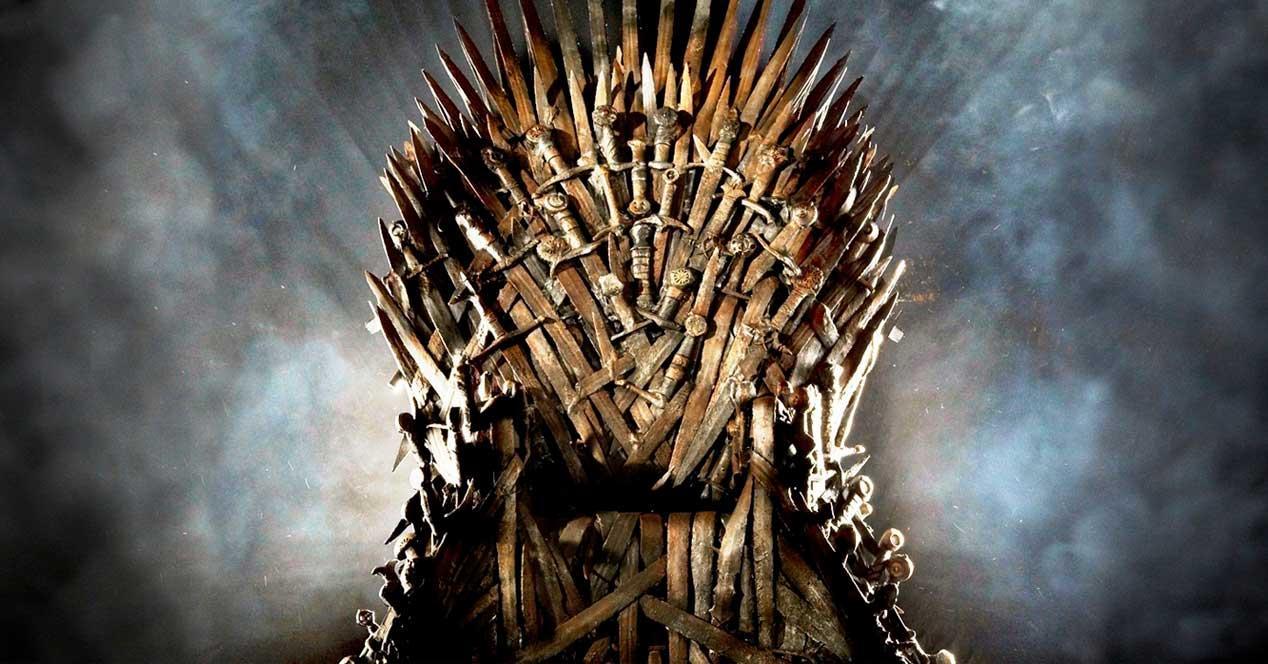 juego de tronos - Series basadas en libros