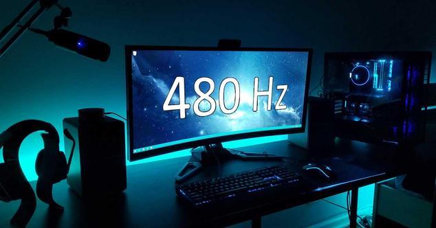 monitor 480 hz