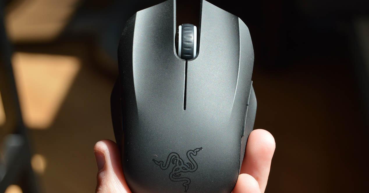 mouse zurdo