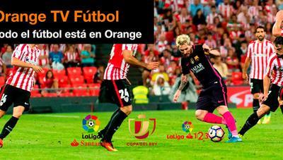 Orange también ofrecerá la Supercopa gratis a todos sus clientes