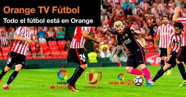 orange tv futbol