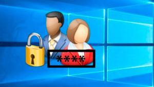 Cómo impedir que un usuario cambie su contraseña en Windows 10
