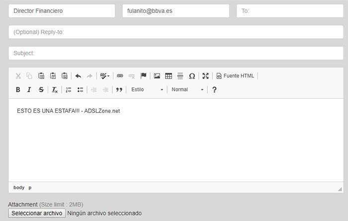 Mucho cuidado: así de fácil es hacerse pasar por otro en Internet Phishing