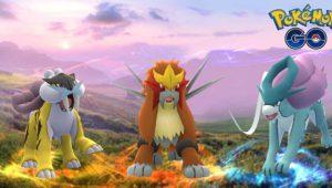 Pokémon GO: nuevos pokémon legendarios sólo disponibles hasta octubre