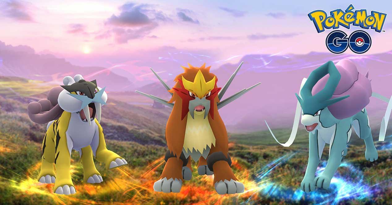 pokemon legendarios