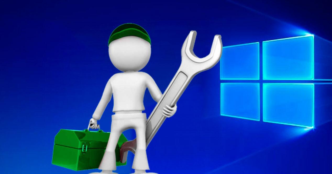 punto restauración Windows 10