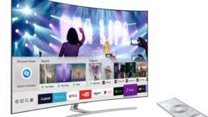 Shazam llega a los Smart TV Samsung de 2017