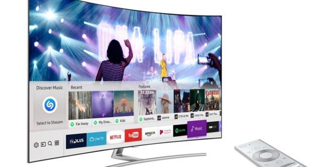 shazam samsung smart tv