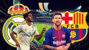 Cómo ver el Real Madrid – Barcelona de vuelta de la Supercopa online y desde el móvil