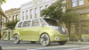 La mítica Volkswagen Transporter 'hippie' volverá a la vida como eléctrica