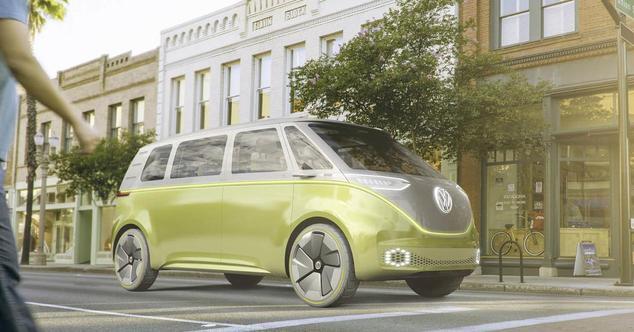 volkswagen transporter electrica