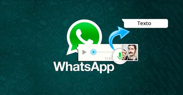 convertir mensajes de voz de whatsapp a texto