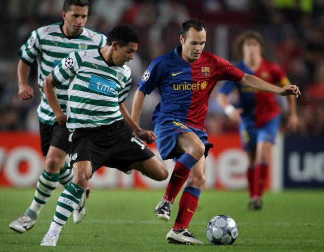 Sporting de Lisboa - Barcelona