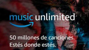 Llega a España Amazon Music Unlimited, su 'Spotify' con 50 millones de canciones
