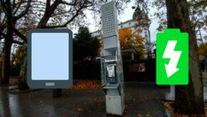 El futuro de las cabinas: puntos de información turística y carga de móviles
