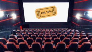 El IVA del cine bajará del 21% al 10% en 2018