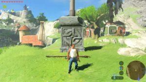 Este mod trae GTA a Zelda: Breath of the Wild en PC