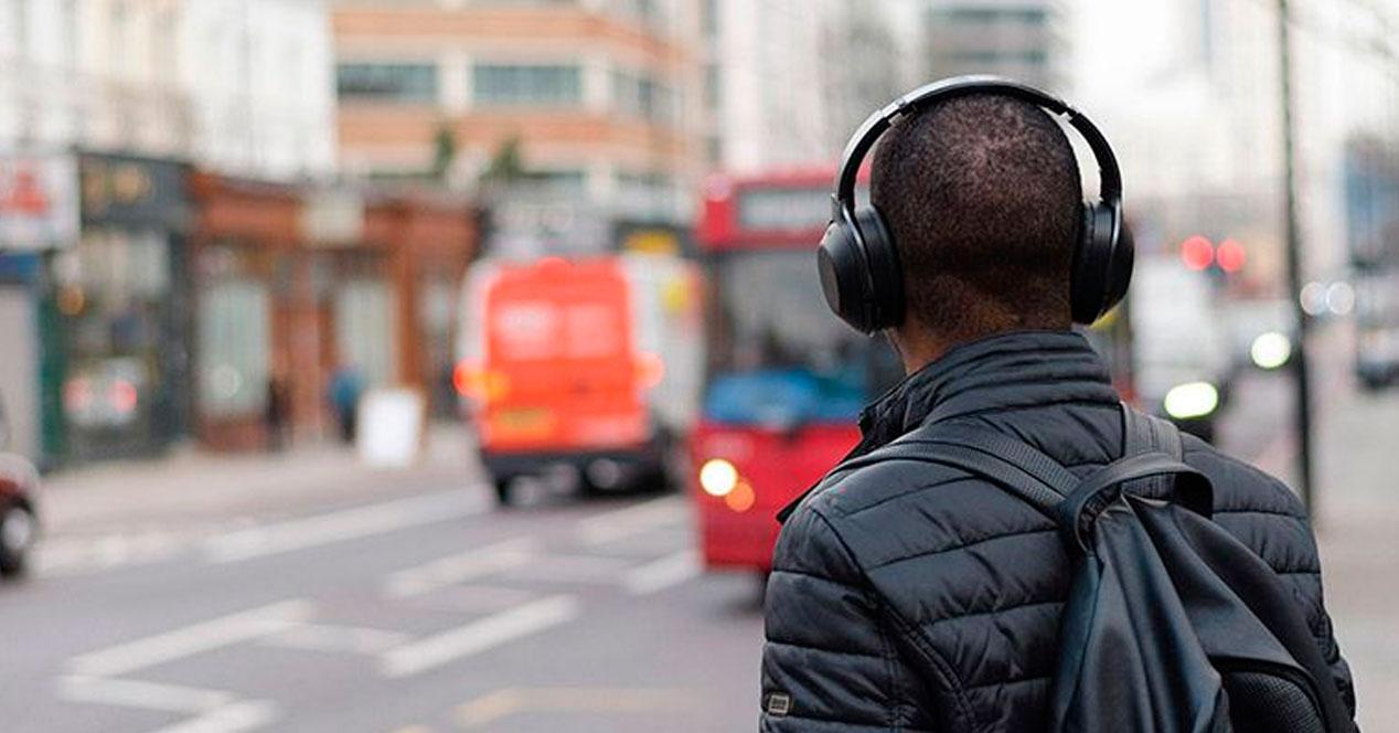 conexion auriculares
