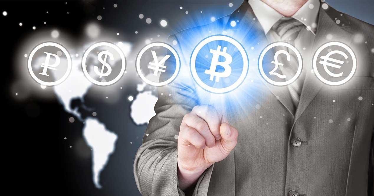 criptomonedas bitcoin ethereum