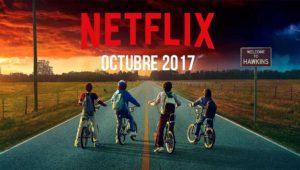 Estrenos Netflix octubre 2017: series y películas que llegan a España