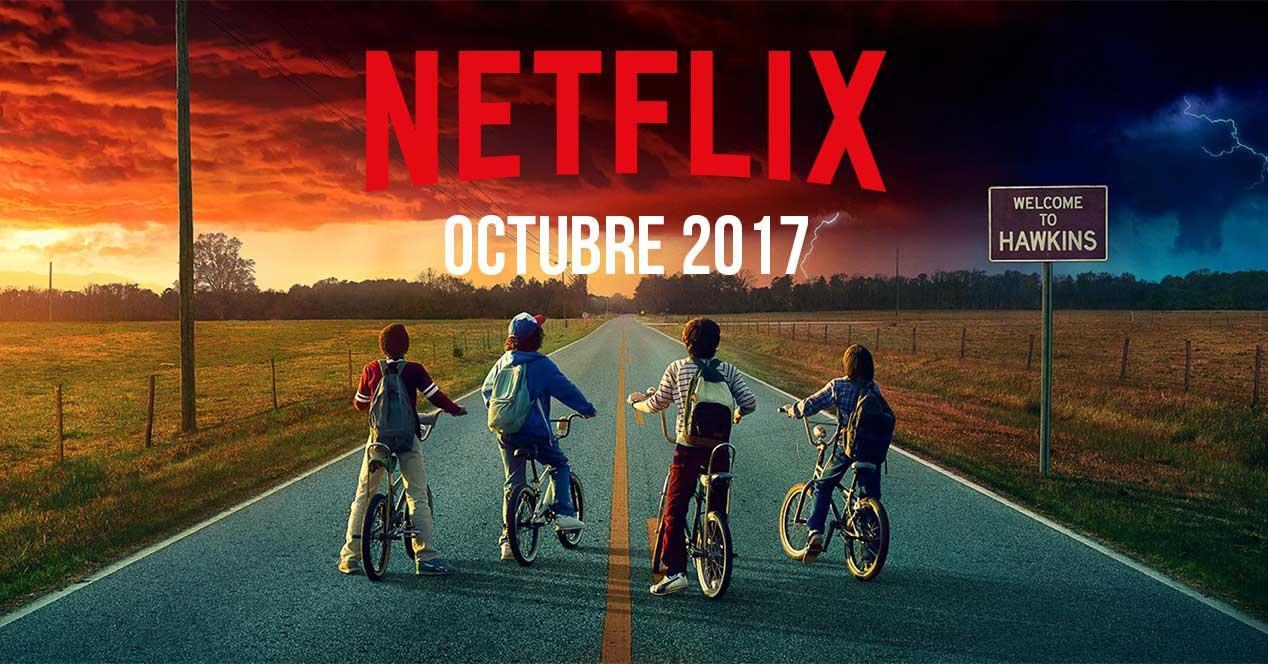 estrenos netflix octubre 2017
