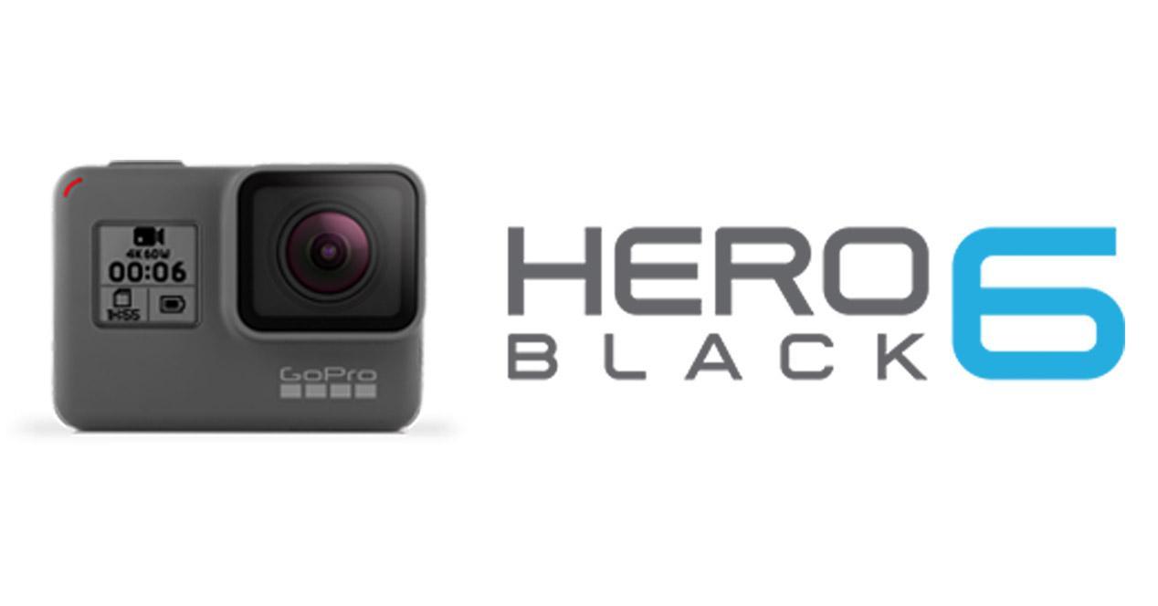 Se filtra la nueva GoPro HERO6 Black con hasta 240 fps en 1080p
