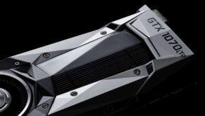 NVIDIA no lanzará Volta este año, y estaría preparando una GTX 1070 Ti