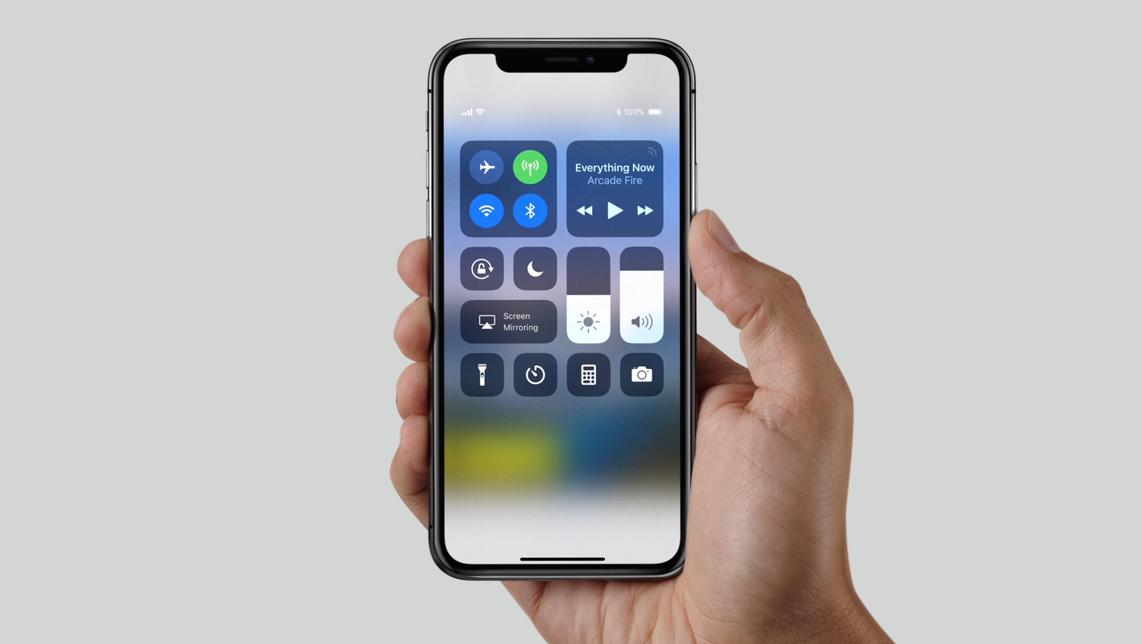 Iphone X  Gigas