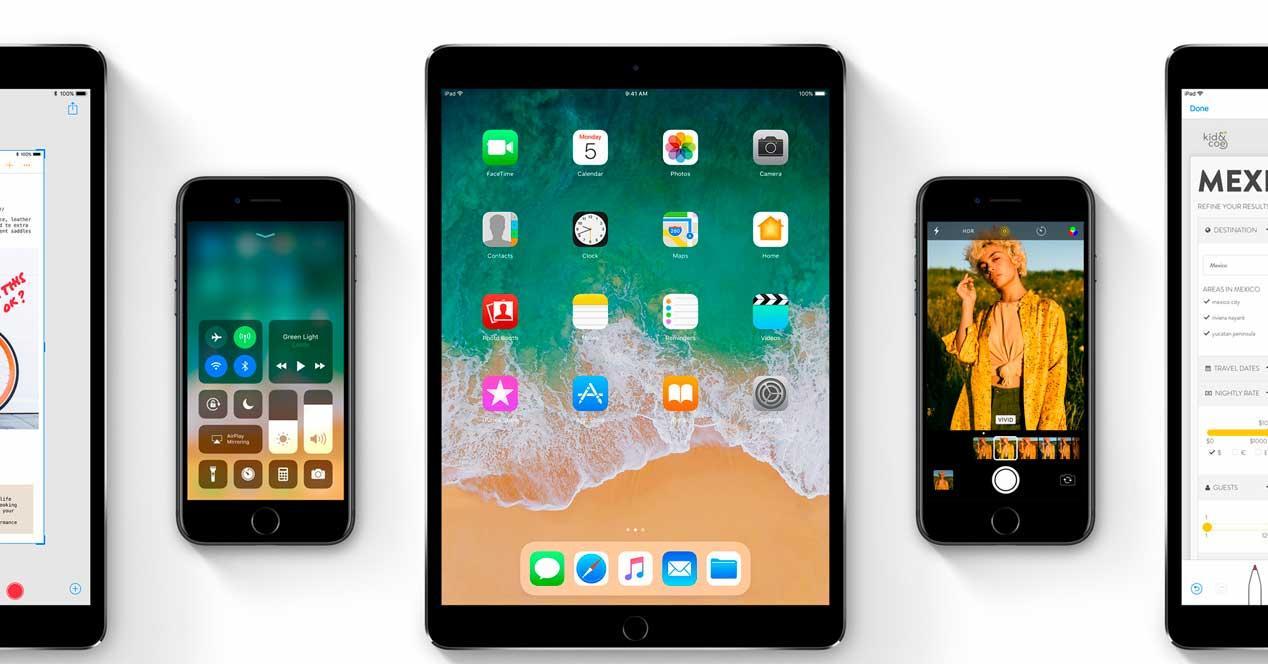 iOS 11: fecha de lanzamiento y dispositivos compatibles