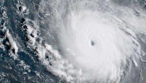 Todo sobre el Huracán Irma en directo en un mapa