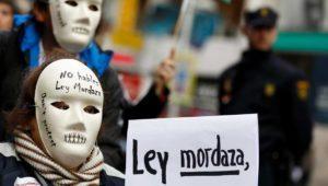 ¿Derogación o reforma? Esta semana vuelve la Ley Mordaza al Congreso