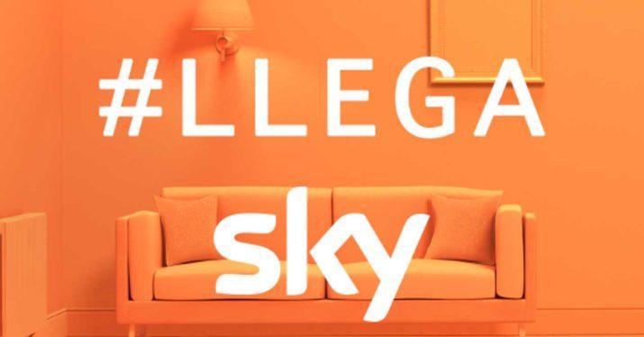 llega-sky