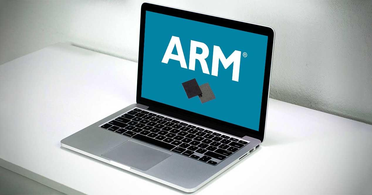 macbook-arm ARM