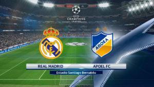 Cómo ver el Real Madrid – Apoel de Champions en directo por TV, Internet o desde el móvil