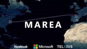 Completado con éxito el despliegue del cable submarino Marea entre España y Estados Unidos