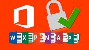 Cómo abrir Word, Excel o PowerPoint en modo seguro
