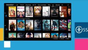 Series y películas accesibles para personas con discapacidad, sólo en Movistar+ 5S