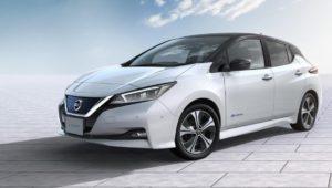 Nissan Leaf 2018: casi 400 km de autonomía con 40 kWh para el 'anti Tesla'