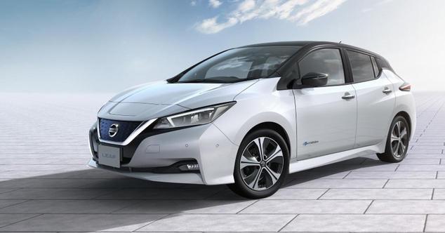 Ver noticia 'Nissan Leaf 2018: casi 400 km de autonomía con 40 kWh para el 'anti Tesla''