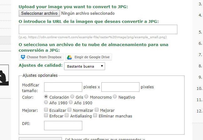 convertir imagen a JPG