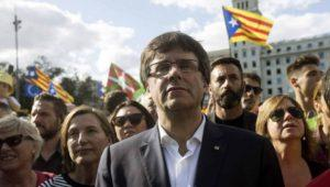 Cataluña recurre a la UE por la censura de sus webs sobre el referéndum