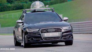 Samsung completa con éxito una prueba de 5G a bordo de un coche a más de 200 km/h