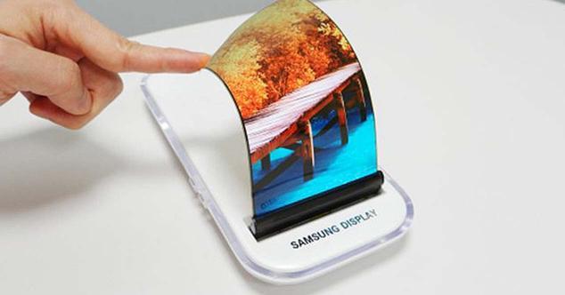 Ver noticia 'El 'Samsung Galaxy X' aparece de nuevo: el smartphone flexible más cerca'