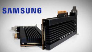 Samsung ya tiene casi domados los Z-SSD: los SSD más rápidos del mercado