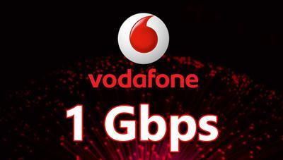 Novedades en Vodafone One: tener fibra de 1 Gbps será más barato