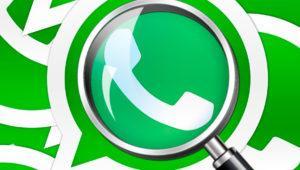 Cómo encontrar mensajes antiguos en WhatsApp rápidamente
