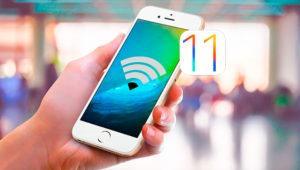 Cómo compartir la contraseña WiFi en iOS 11 con otros dispositivos