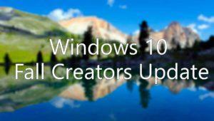 Windows 10 Fall Creators Update crece más rápidamente que sus predecesoras ¿Por qué?